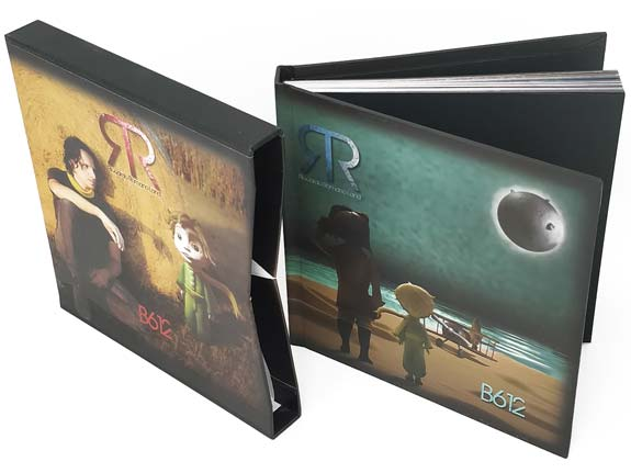 SGV Print Solution Srls: copertine e custodie per CD e DVD in formato Rigid Slipcase